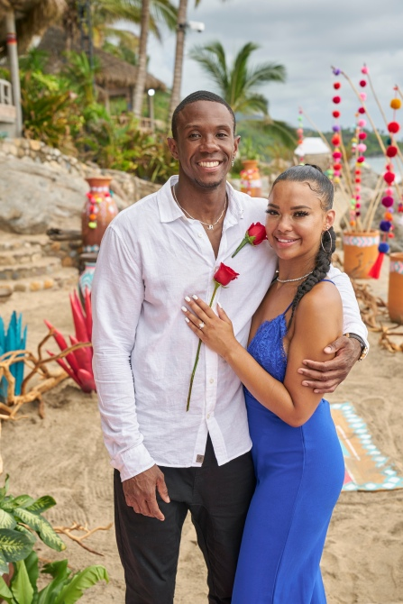 """Riley, Maurissa """"Bachelor in Paradise"""" 2021"""