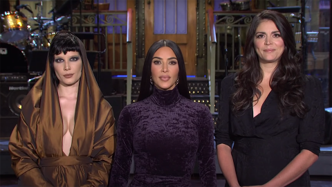 Here's How to Watch 'Saturday Night Live' For Free to See Kim K. & More as Celebrity Hosts | StyleCaster