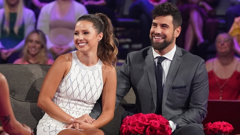 Bachelorette Katie Just Responded to Rumors She Broke Up With Blake | StyleCaster