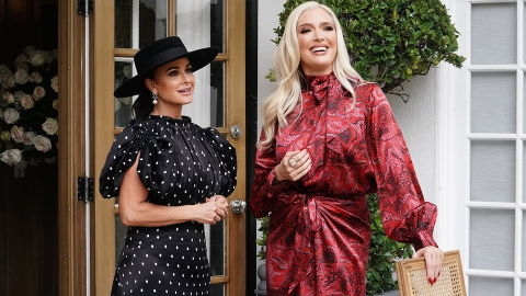 Here's How to Watch Hayu in the US to Watch All of the American & International Housewives   StyleCaster