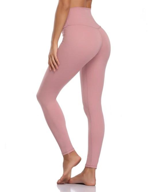 Colorfulkoala Butt-Lifting Leggings in Pink