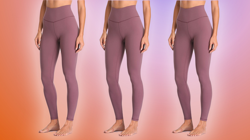 These $20 Leggings Dethroned TikTok's Beloved Butt-Lifting Ones—Here's Why