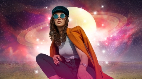 Your Weekly Horoscope Brings A Full Moon & The End Of Mercury Retrograde | StyleCaster