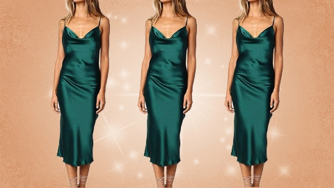 This $20 Dress Is So Versatile, I'm Buying It In Every Color   StyleCaster