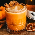 I'm Swapping PSLs For These Boozy Pumpkin Margaritas...