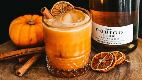 I'm Swapping PSLs For These Boozy Pumpkin Margaritas Instead | StyleCaster