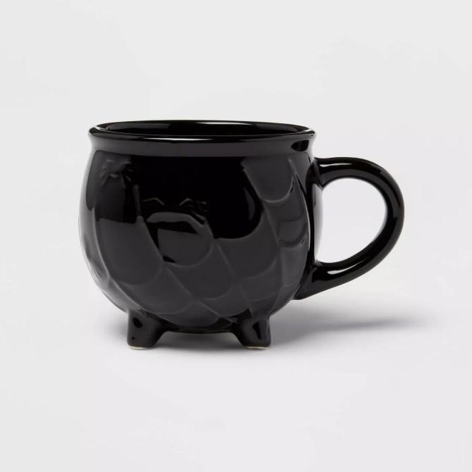 Halloween Cauldron Mug Target