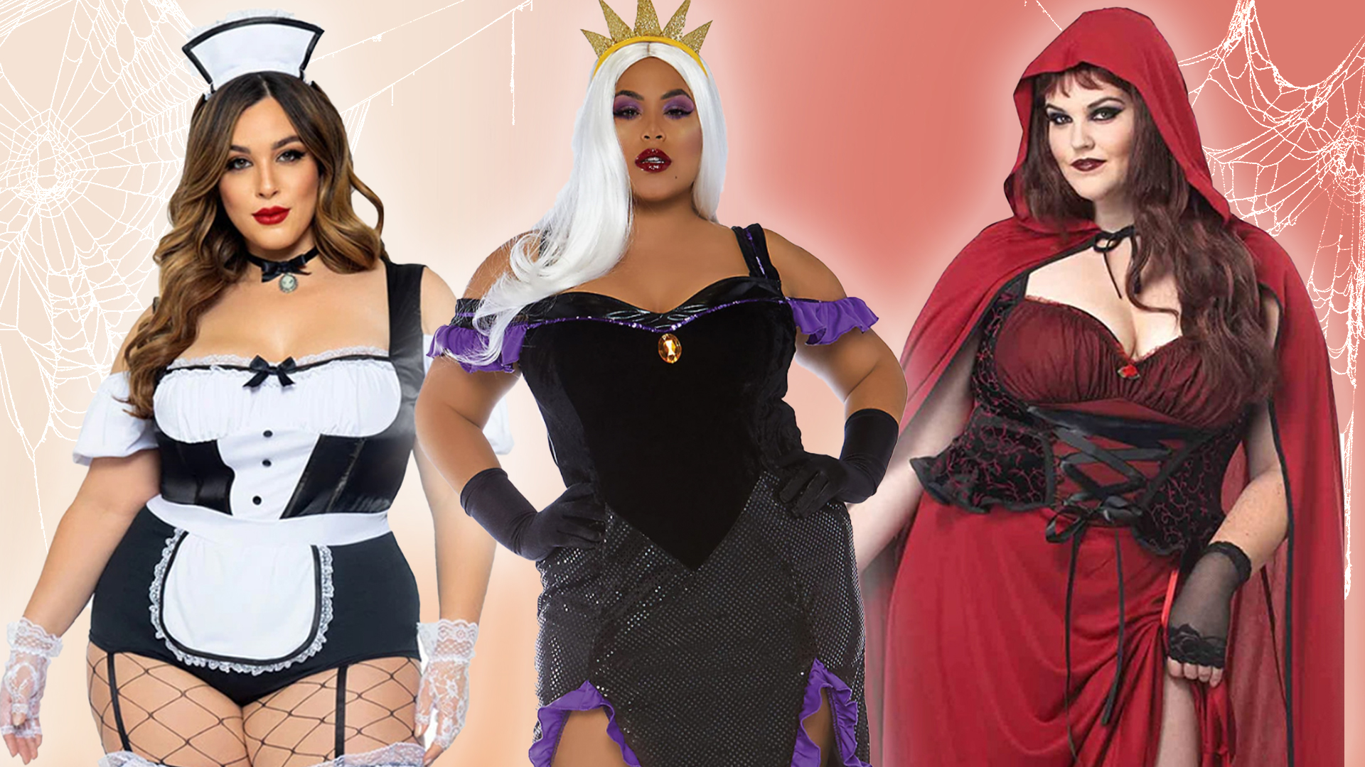 Hot AF Plus-Size Halloween Costumes & Where To Buy 'Em