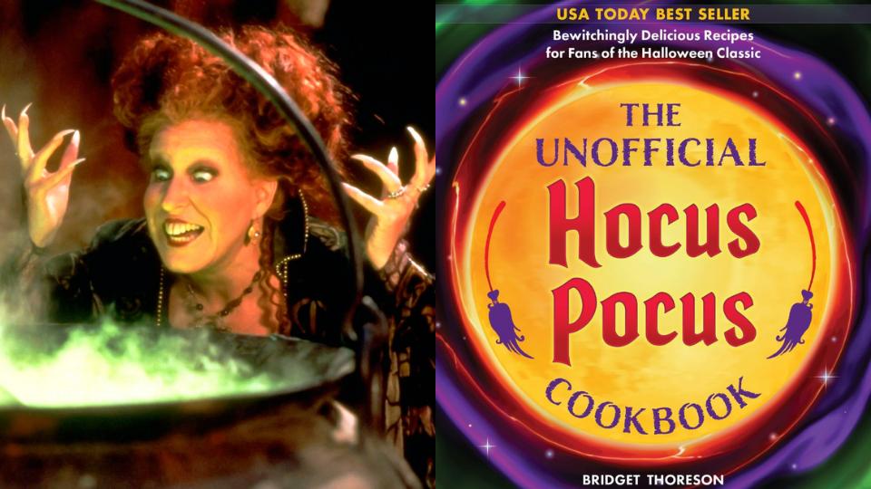 Hocus Pocus, The Unofficial Hocus Pocus Cookbook