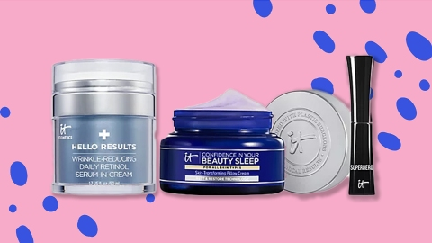 This It Cosmetics Bundle Includes a Beginner-Friendly Retinol for Super Cheap | StyleCaster