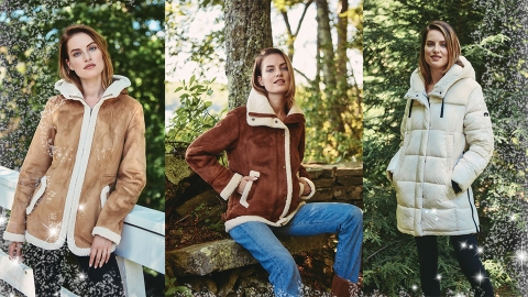 Koolaburra by UGG Just Launched A New Outerwear Collection—& Everything's Under $200 | StyleCaster