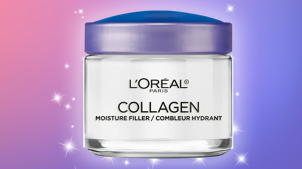 This Firming Collagen Moisturizer Is So Effective, Shoppers Have Stopped Getting Botox—& It's $13 Today