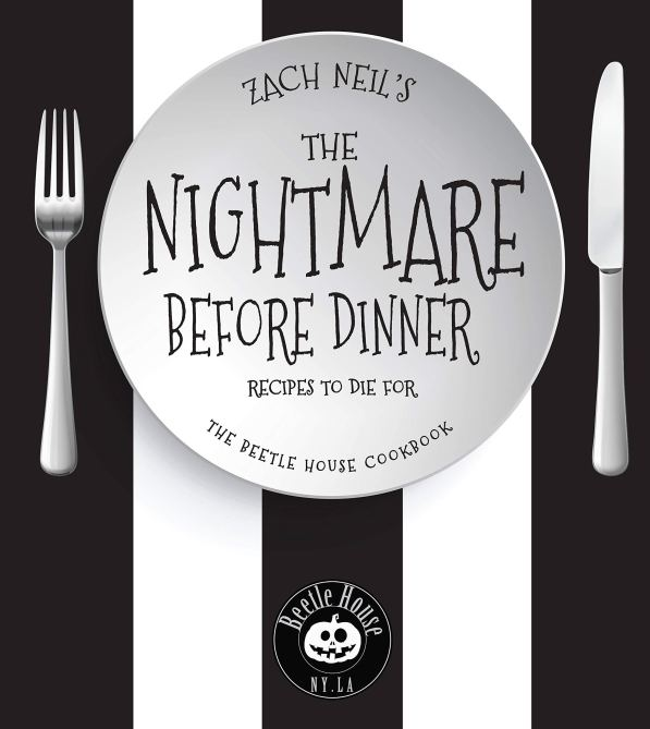 nightmare before dinner cookbook Theres a Nightmare Before Christmas Cookbook—& It Includes Jack & Sallys Best Recipes