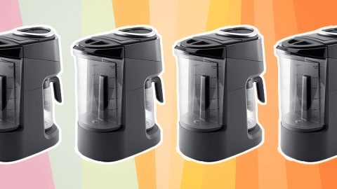 I Tried Nutribullet's First-Ever Coffee Maker And It's Ridiculously Good | StyleCaster