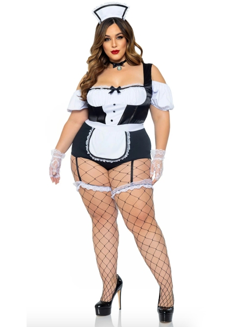 STYLECASTER | Plus Size Halloween Costumes