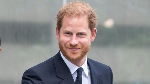 Here's Prince Harry's Secret to Getting Baby Lilibet to Sleep—He Has a 'Magic Touch'   StyleCaster