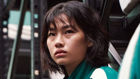 HoYeon Jung's Freckles In 'Squid Game' Are To Die For—Here's How To Get Them   StyleCaster