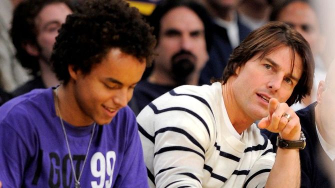 tom cruise connor cruise Here's Whether Tom Cruise Sees His 3 Kids Amid Rumors Scientology Keeps Him Away From Suri