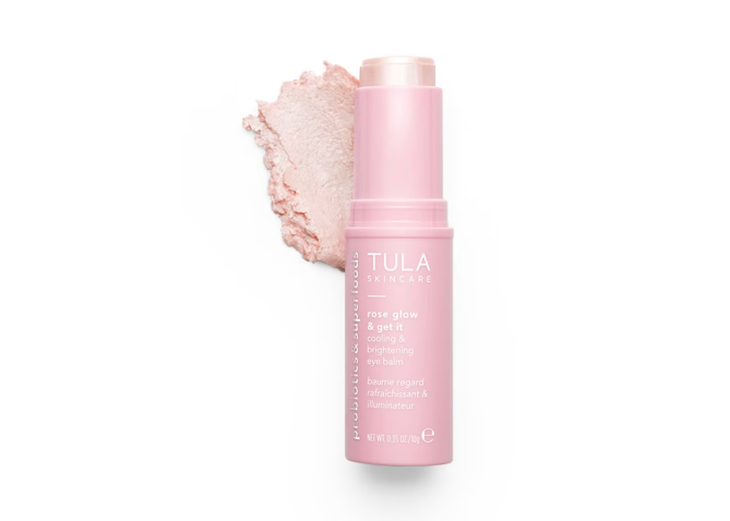 Tula Rose Eye Balm