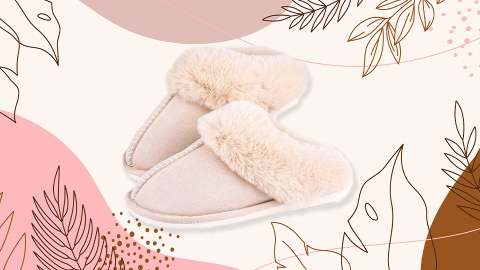 We Found The Best Ugg Slippers Dupe & They're Just $20 At Amazon   StyleCaster