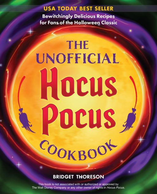 This Hocus Pocus Cookbook Includes Recipes Better Than a Witchs Brew—Get It Here