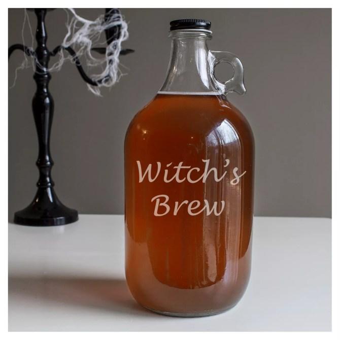 Halloween Witch's Brew Growler Target