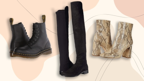 This Zappos Sale Has Me Snagging Doc Martens, Stuart Weitzman Boots & More | StyleCaster
